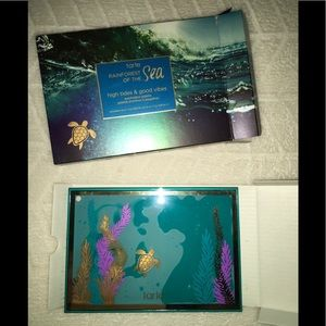 Tarte Rainforest Of The Sea Eyeshadow Palette NIB